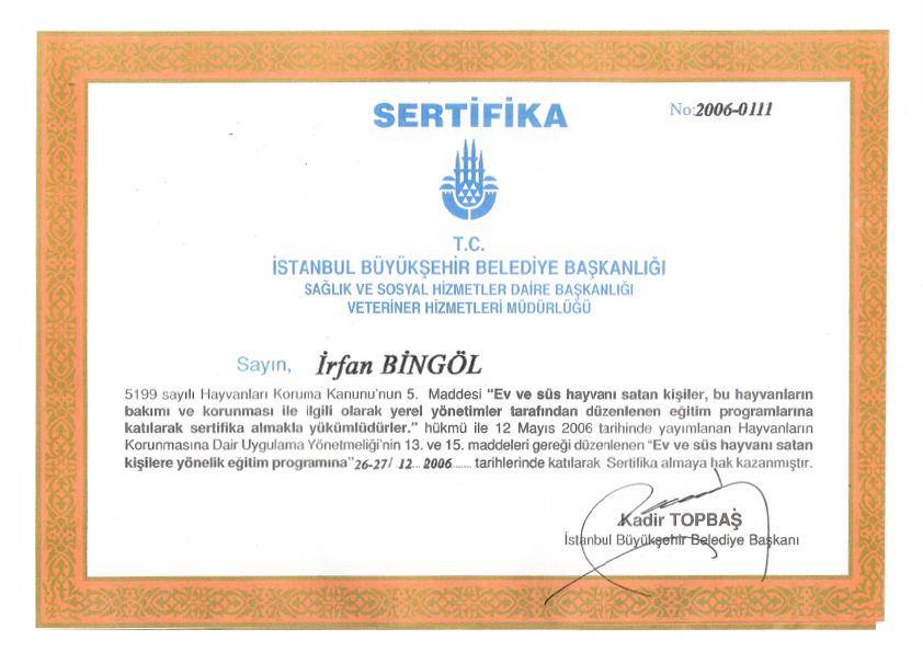 İstanbul Büyükşehir Belediye Başkanlığı