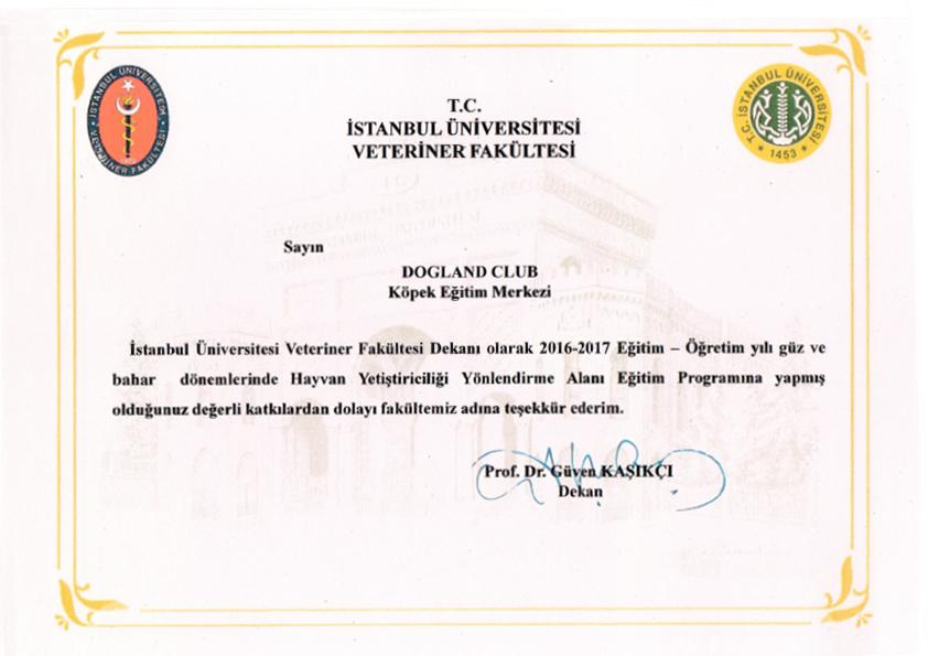 İstanbul Üniversitesi Veteriner Fakültesi