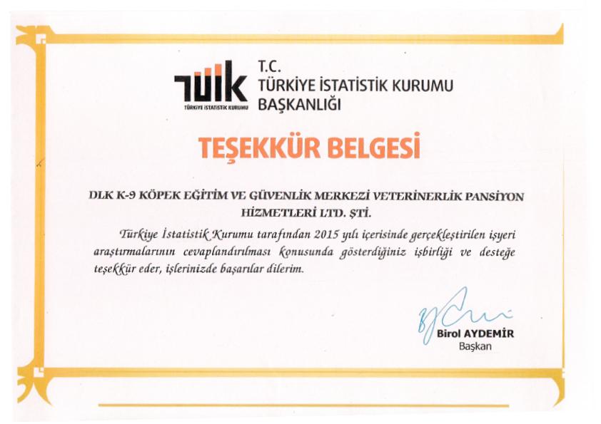 Türkiye İstatistik Kurumu Bakanlığı